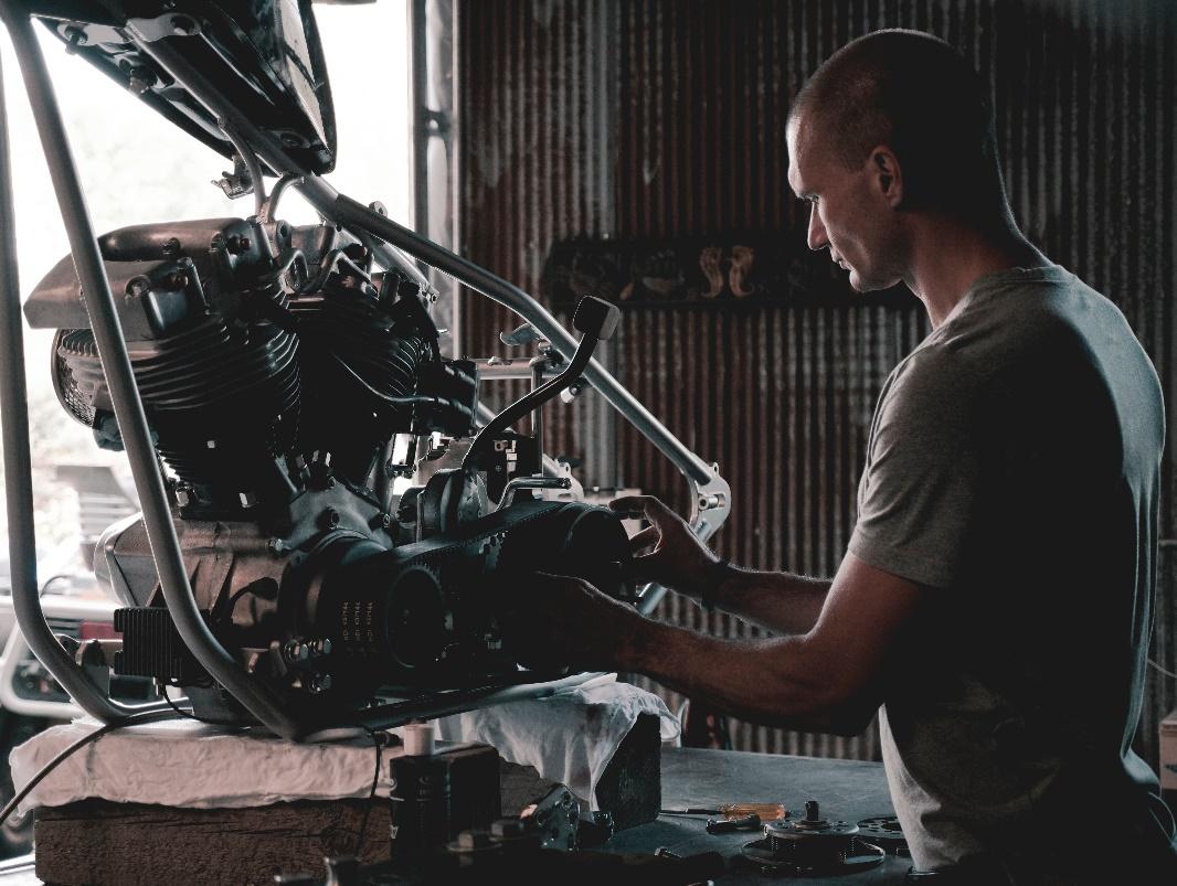 Manutenzione e mezzi lavoro